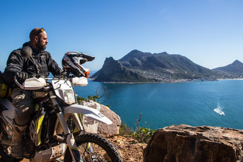 Last stop before Cape Town: Chapmans Peak Drive in Houtbay