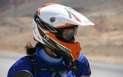 Selecting the right adventure helmet